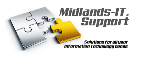 JWCS - Midlands IT Support Logo